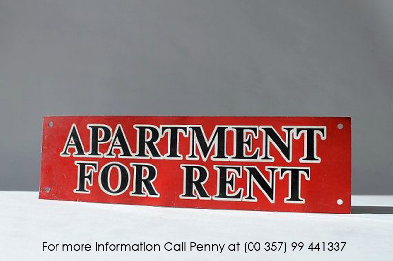1. apt for rent